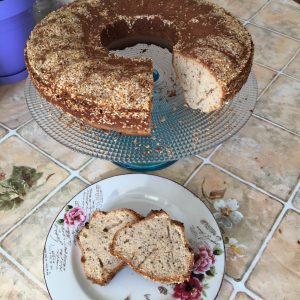 Tahinli Kek Yapılışı