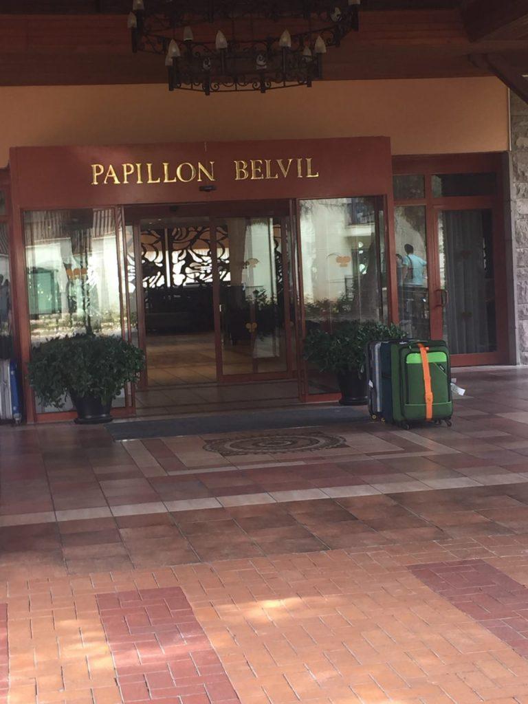 Papillon Belvil