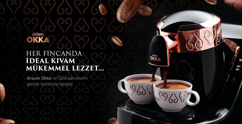 Okka'lı Bir Kahve