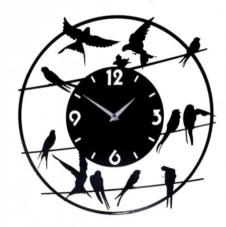 Metal Duvar Saatleri